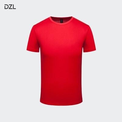 t恤聚会班服定做工作服广告文化衫印字(不含印图)