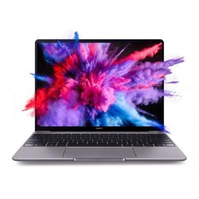 华为(HUAWEI)MateBook 13 全面屏轻薄性能笔记本(英特尔酷睿i3 8G 256G 集显 office 2K 一碰传)银
