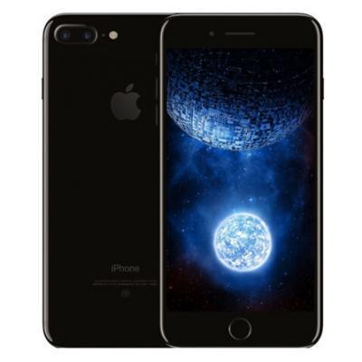 苹果 Apple iPhone 7 Plus 移动联通电信4G手机 亮黑色 128G