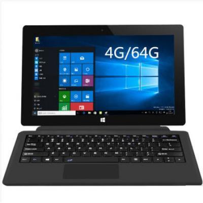 Ace-Pad C10 WIN10 PC平板二合一10.1英寸微软系统四核平板电脑 粉蓝色 青葱蓝 2G/32G单机