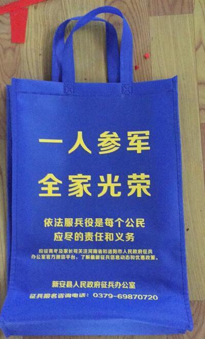 无纺布袋子定做可印logo环保袋定制手提袋现货加急印刷广告袋订做